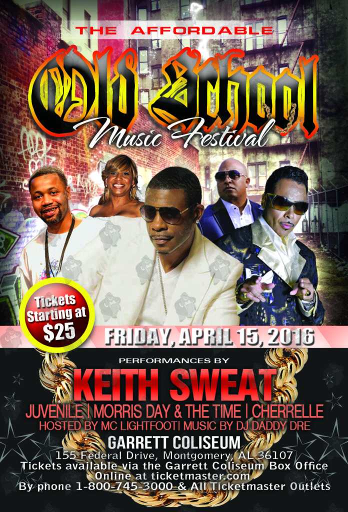 The Affordable Old School Music Festival - 9 Entertainment
