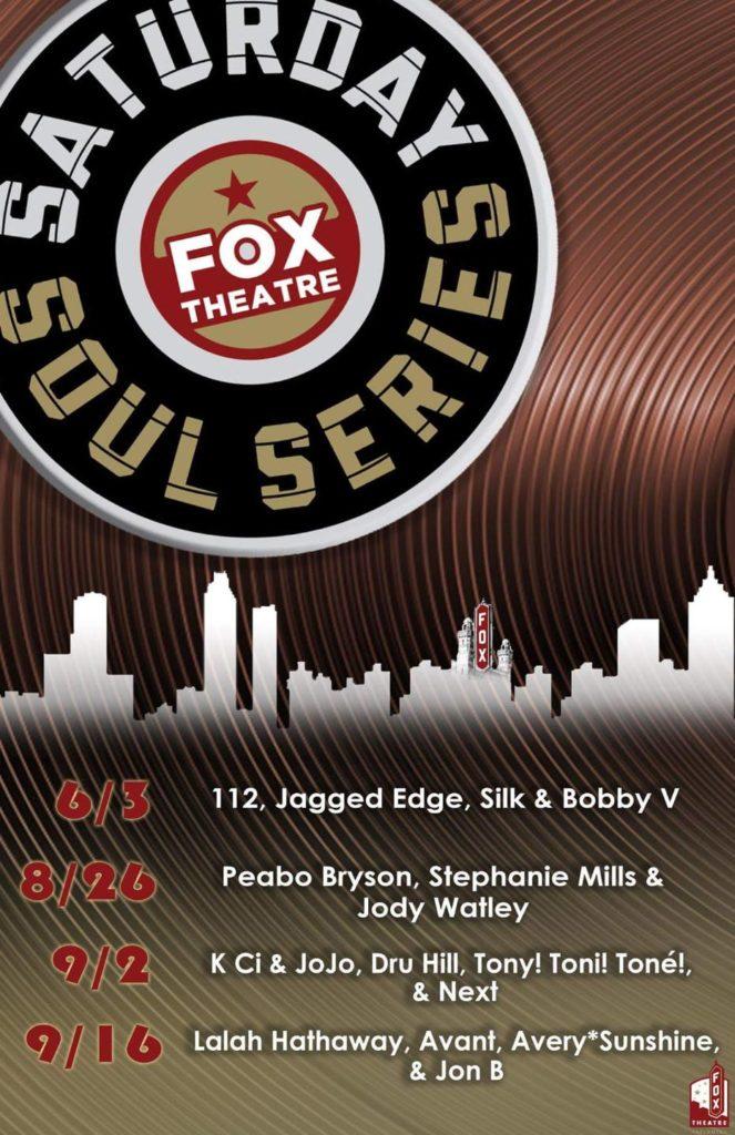Fox Soul Series