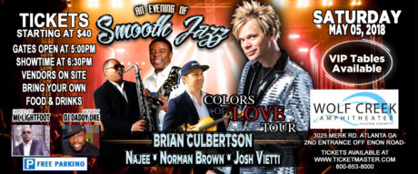 Brian Culbertson Smooth Jazz