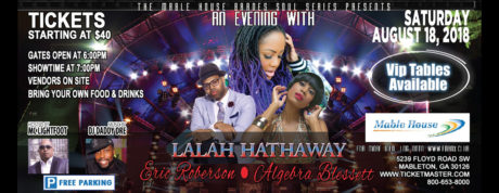 An Evening With Lalah Hathaway