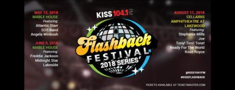 KISS 104 Flashback Festival