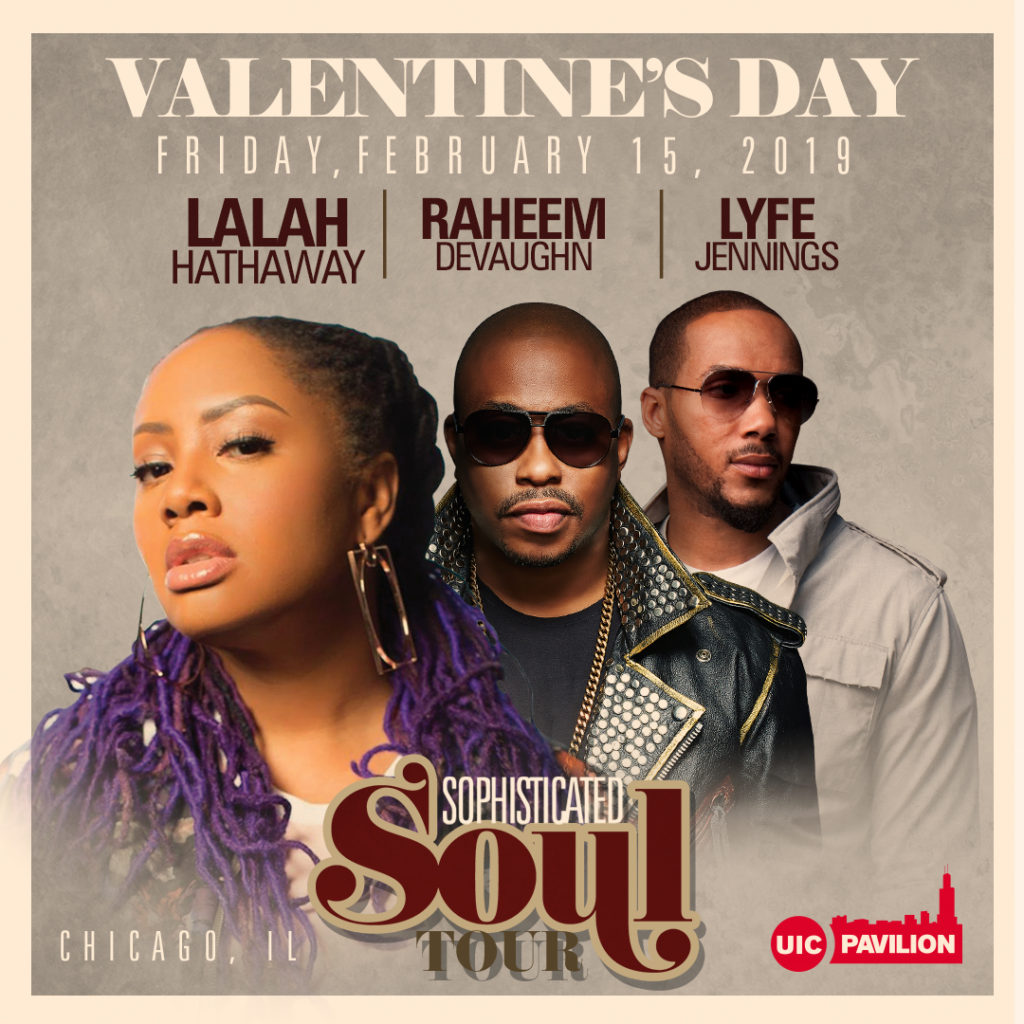 The Sophisticated Soul Tour Chicago