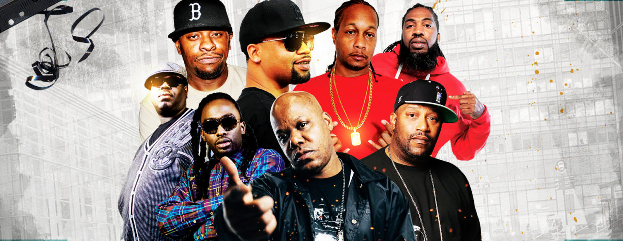 Legends of Hip Hop
