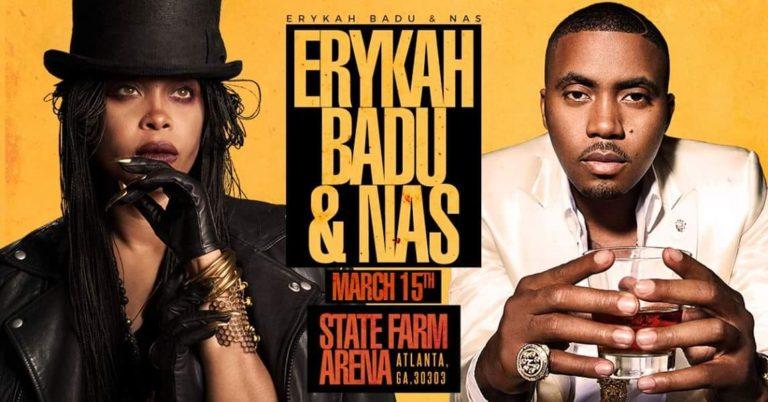 Erykah Badu & Nas