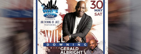 Will Downing with Gerald Albright