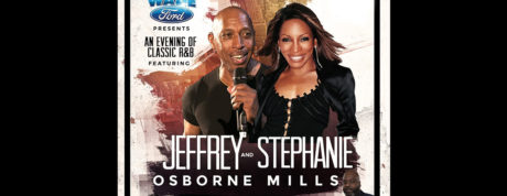 Jeffrey Osborne And Stephanie Mills