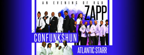 Zapp, Atlantic Starr And Confunkshun