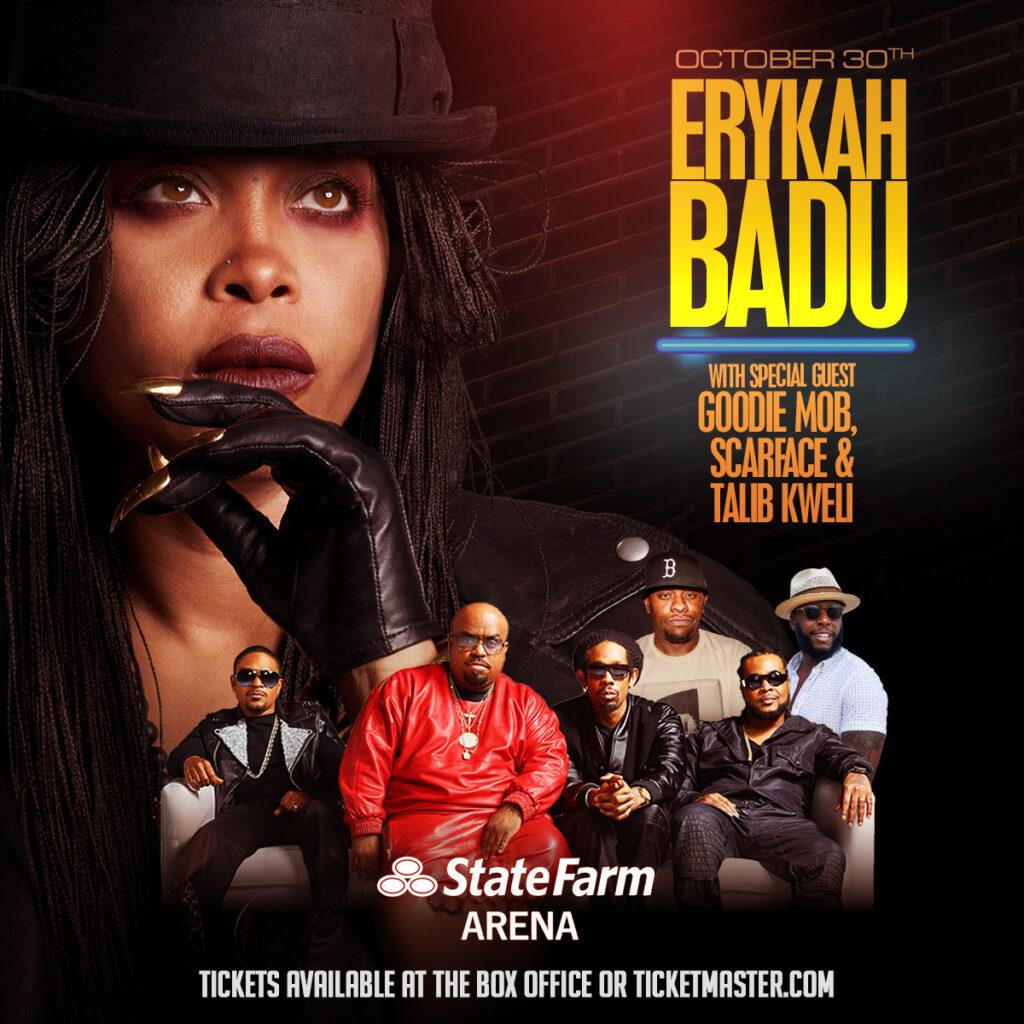Erykah Badu - Atlanta