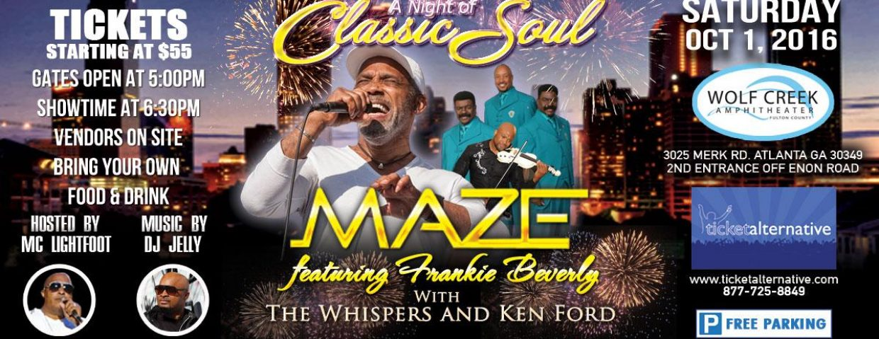 Classic Soul with Maze